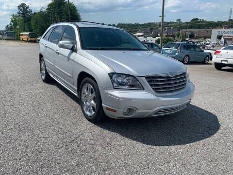 2005 Chrysler Pacifica for sale at Hillside Motors Inc. in Hickory NC