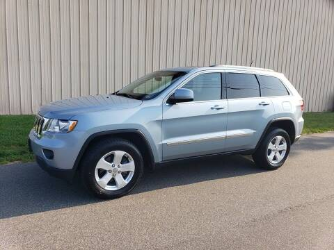 2012 Jeep Grand Cherokee for sale at Massirio Enterprises in Middletown CT