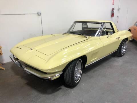 1967 Chevrolet Corvette for sale at HIGH-LINE MOTOR SPORTS in Brea CA