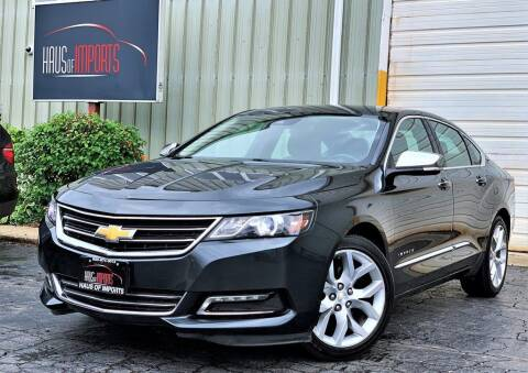 2014 Chevrolet Impala for sale at Haus of Imports in Lemont IL