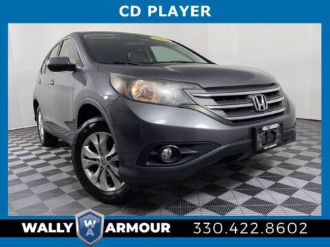 2012 Honda CR-V for sale at Wally Armour Chrysler Dodge Jeep Ram in Alliance OH