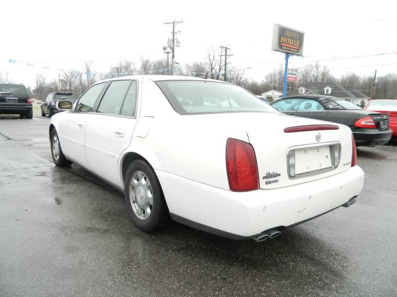2005 Cadillac DeVille for sale at Auto House Of Fort Wayne in Fort Wayne IN