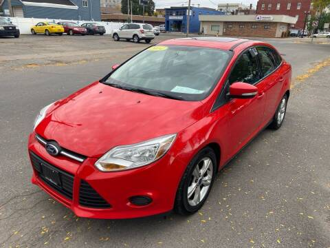 2014 Ford Focus for sale at Midtown Autoworld LLC in Herkimer NY