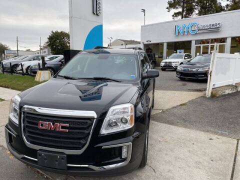 2017 GMC Terrain for sale at NYC Motorcars in Freeport NY