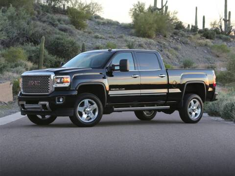 2018 GMC Sierra 2500HD for sale at TTC AUTO OUTLET/TIM'S TRUCK CAPITAL & AUTO SALES INC ANNEX in Epsom NH