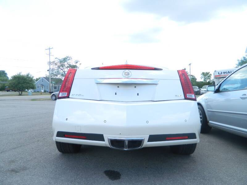 2012 Cadillac CTS AWD 3.6L 2dr Coupe - Fort Wayne IN