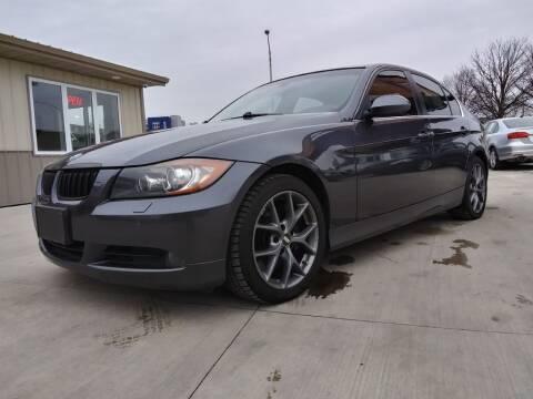 2008 BMW 3 Series for sale at EURO MOTORS AUTO DEALER INC in Champaign IL