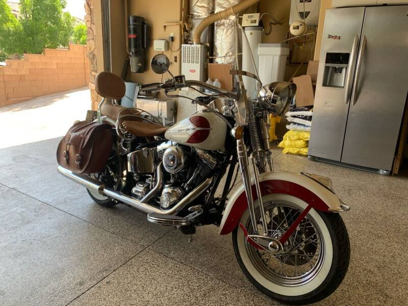 2000 HarleyDavidson  Springer  for sale at Car Works in Saint George UT
