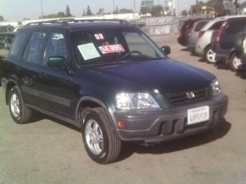 1999 Honda CR-V for sale at Valley Auto Sales & Advanced Equipment in Stockton CA