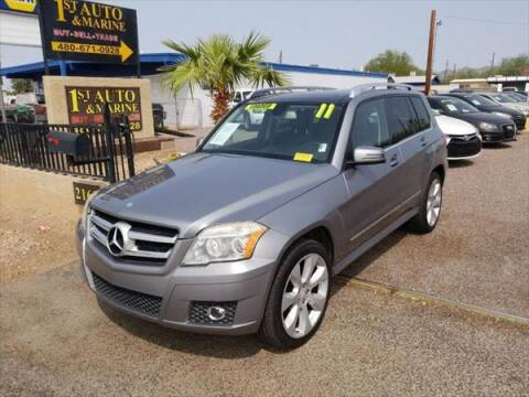2011 Mercedes-Benz GLK for sale at 1ST AUTO & MARINE in Apache Junction AZ