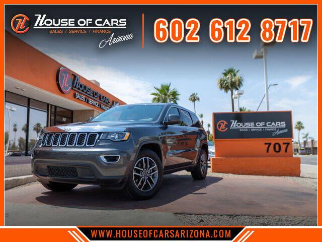 2017 Jeep Grand Cherokee for sale in Scottsdale, AZ