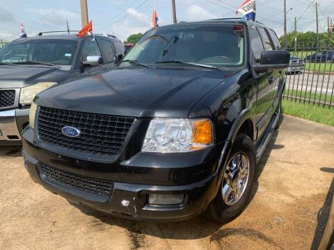 2005 Ford Expedition for sale at Houston Auto Emporium in Houston TX