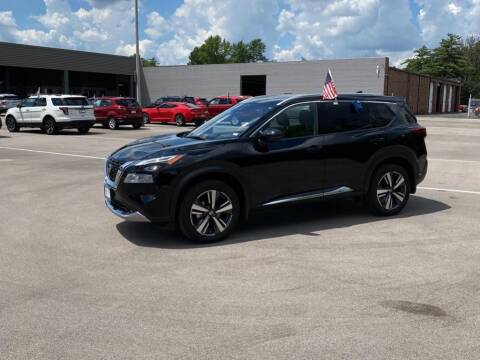 2021 Nissan Rogue for sale at St. Louis Used Cars in Ellisville MO