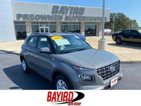 2020 Hyundai Venue for sale at Bayird Truck Center in Paragould AR