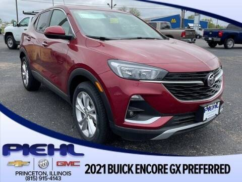 2021 Buick Encore GX for sale at Piehl Motors - PIEHL Chevrolet Buick Cadillac in Princeton IL