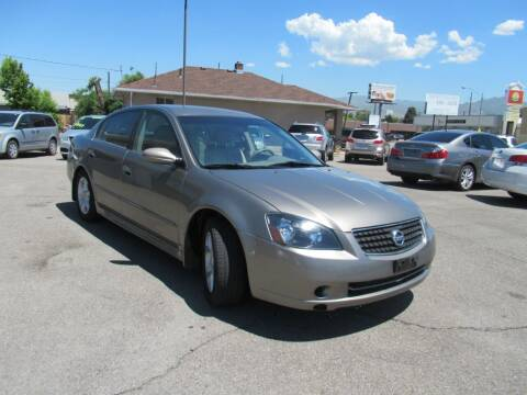2005 Nissan Altima for sale at Crown Auto in South Salt Lake UT