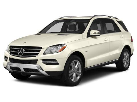 2012 Mercedes-Benz M-Class for sale at BARRYS Auto Group Inc in Newport RI