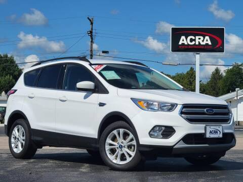2018 Ford Escape for sale at BuyRight Auto in Greensburg IN