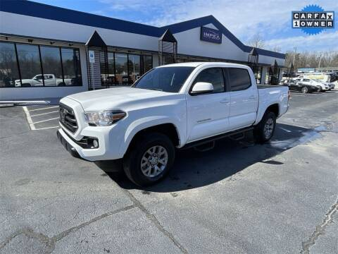 2019 Toyota Tacoma for sale at Impex Auto Sales in Greensboro NC