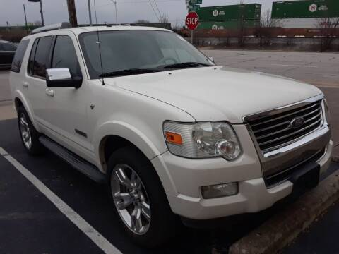 2008 Ford Explorer for sale at Auto Haus Imports in Grand Prairie TX