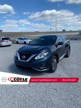 2015 Nissan Murano for sale at COYLE GM - COYLE NISSAN - New Inventory in Clarksville IN