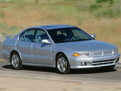 2001 Mitsubishi Galant for sale at Moke America of Virginia Beach in Virginia Beach VA