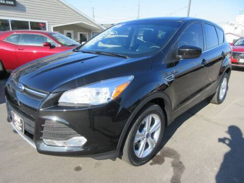 2015 Ford Escape for sale at Dam Auto Sales in Sioux City IA