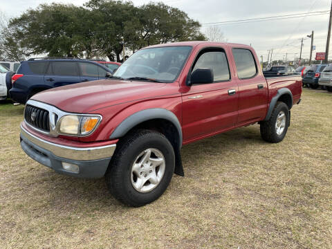 2002 Toyota Tacoma for sale at M & M Motors in Angleton TX
