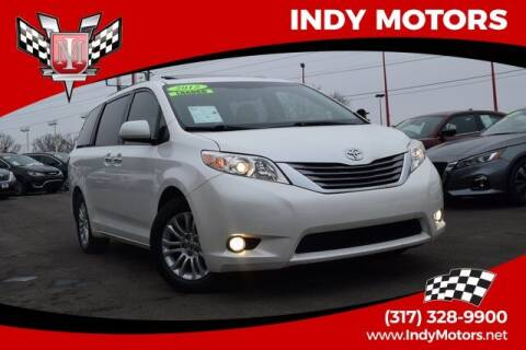 2015 Toyota Sienna for sale at Indy Motors Inc in Indianapolis IN