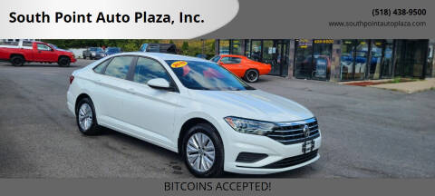 2019 Volkswagen Jetta for sale at South Point Auto Plaza, Inc. in Albany NY