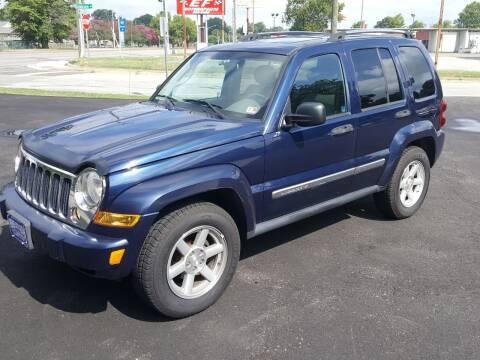 2007 Jeep Liberty for sale at Premier Auto Sales Inc. in Newport News VA
