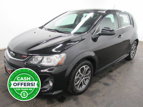 2018 Chevrolet Sonic for sale at Automotive Connection in Fairfield OH