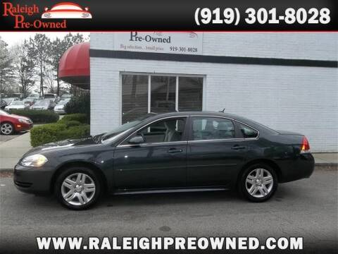 2016 Chevrolet Impala Limited for sale at Raleigh Pre-Owned in Raleigh NC