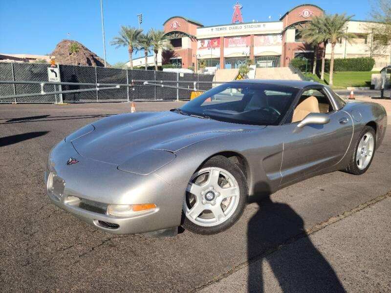 1999 Chevrolet Corvette for sale at Arizona Auto Resource in Tempe AZ