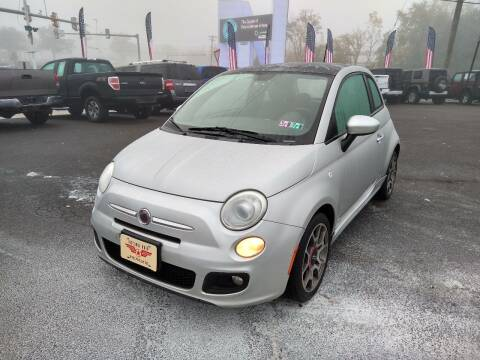 2012 FIAT 500 for sale at P J McCafferty Inc in Langhorne PA