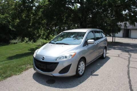2012 Mazda MAZDA5 for sale at S & L Auto Sales in Grand Rapids MI