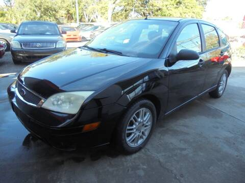 2005 Ford Focus for sale at Automax Wholesale Group LLC in Tampa FL