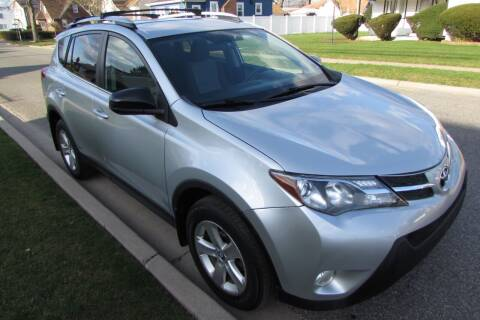 2015 Toyota RAV4 for sale at First Choice Automobile in Uniondale NY