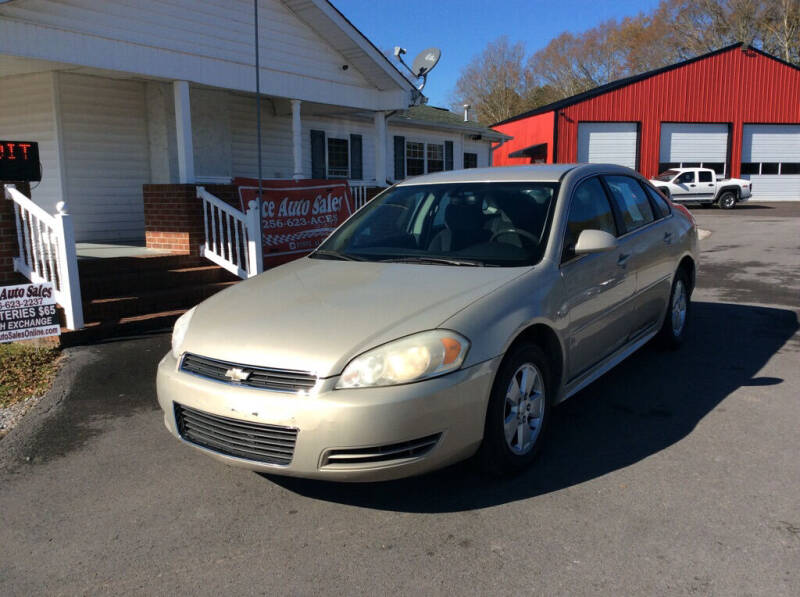 2011 Chevrolet Impala for sale at Ace Auto Sales - $1200 DOWN PAYMENTS in Fyffe AL