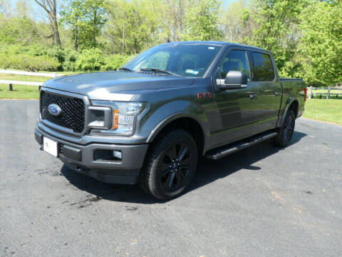 2019 Ford F-150 for sale at Woodcrest Motors in Stevens PA