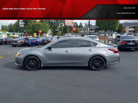 2017 Nissan Altima for sale at Ralph Sells Cars at Maxx Autos Plus Tacoma in Tacoma WA
