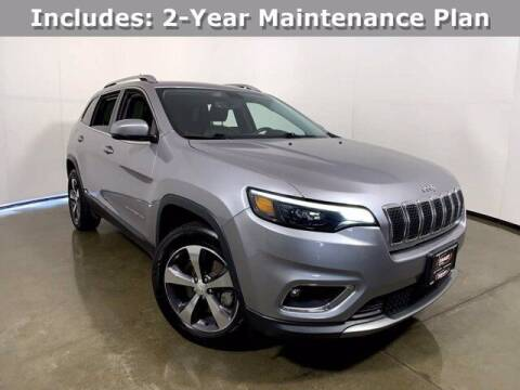 2019 Jeep Cherokee for sale at Smart Motors in Madison WI