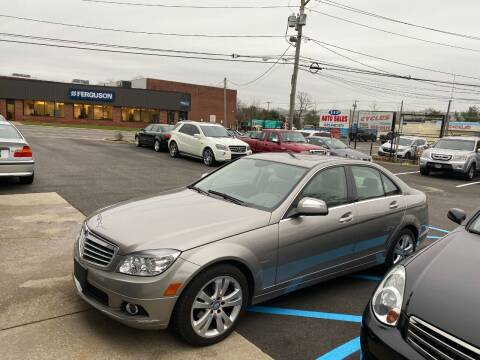 2009 Mercedes-Benz C-Class for sale at QUALITY AUTO SALES OF NEW YORK in Medford NY