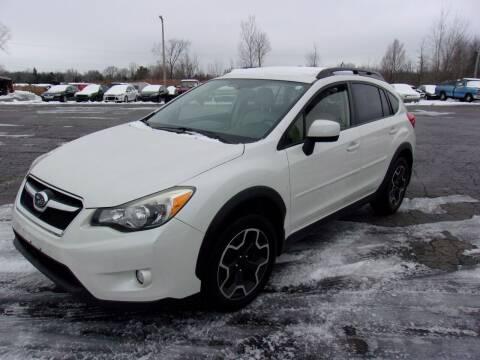 2013 Subaru XV Crosstrek for sale at DAVE KNAPP USED CARS in Lapeer MI