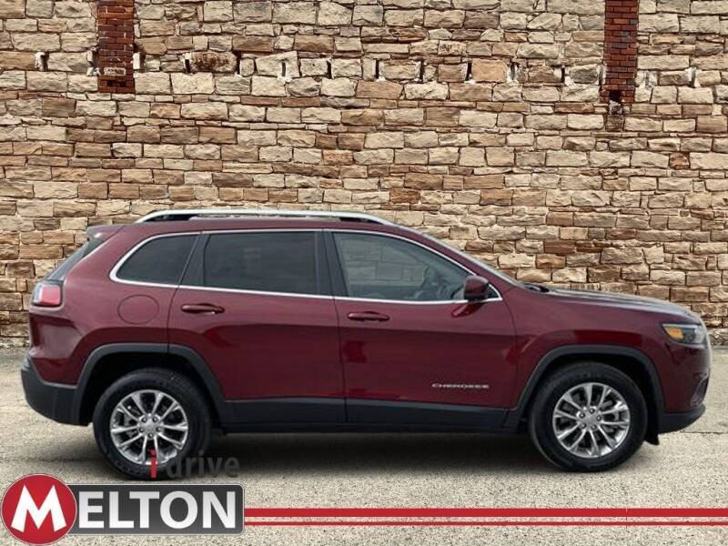 2021 Jeep Cherokee for sale in Claremore, OK