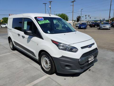 2014 Ford Transit Connect Cargo for sale at California Motors in Lodi CA