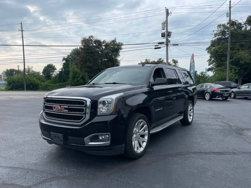 2015 GMC Yukon XL for sale at Best Motor Auto Sales in Perry OH