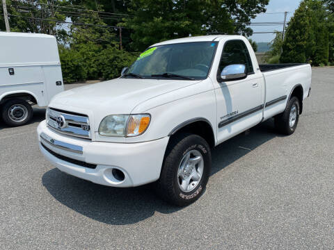 2004 Toyota Tundra for sale at Highland Auto Sales in Boone NC
