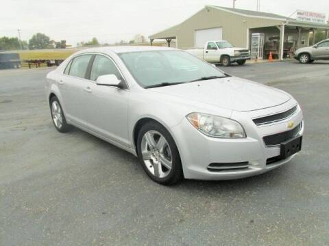 2011 Chevrolet Malibu for sale at 412 Motors in Friendship TN