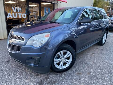 2013 Chevrolet Equinox for sale at VP Auto in Greenville SC